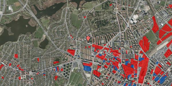 Jordforureningskort på Birkedommervej 87, 1. th, 2400 København NV