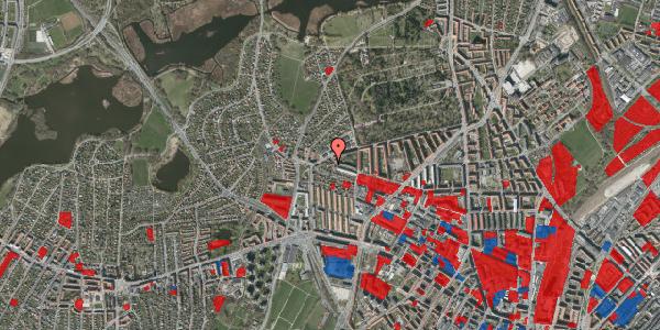 Jordforureningskort på Birkedommervej 91, 1. th, 2400 København NV