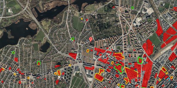 Jordforureningskort på Birkedommervej 92, 1. tv, 2400 København NV