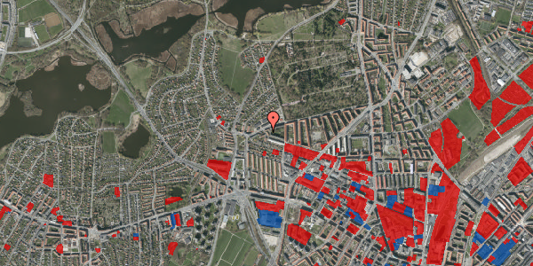 Jordforureningskort på Birkedommervej 92, 2. mf, 2400 København NV