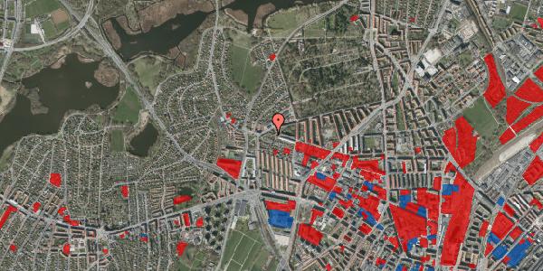 Jordforureningskort på Birkedommervej 93, 1. th, 2400 København NV