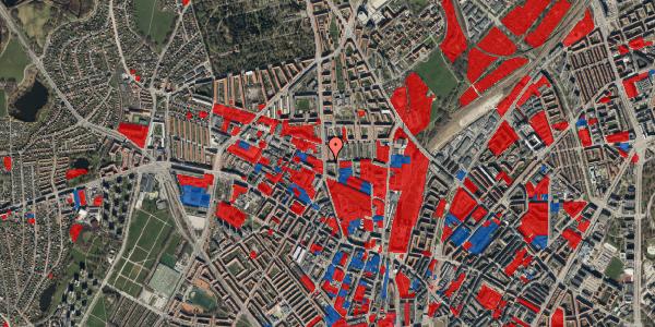 Jordforureningskort på Bisiddervej 2, st. 16, 2400 København NV