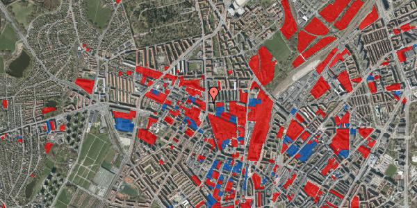 Jordforureningskort på Bisiddervej 2, 3. th, 2400 København NV