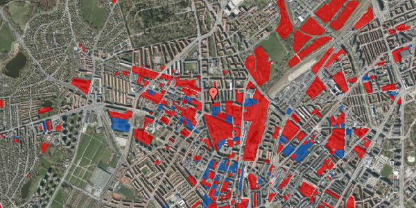 Jordforureningskort på Bisiddervej 8, 4. tv, 2400 København NV