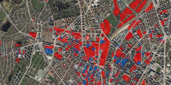 Jordforureningskort på Bisiddervej 10, st. 70, 2400 København NV