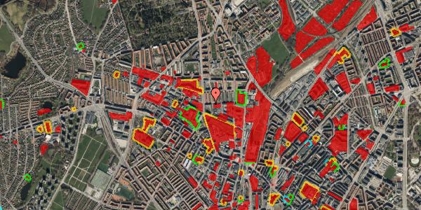 Jordforureningskort på Bisiddervej 10, st. 72, 2400 København NV