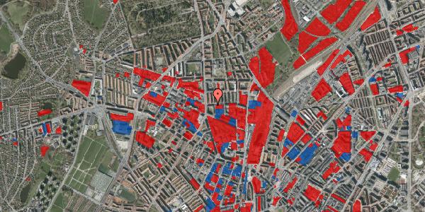 Jordforureningskort på Bisiddervej 10, 3. tv, 2400 København NV