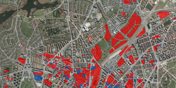 Jordforureningskort på Bispebjerg Bakke 5, 2. 214, 2400 København NV
