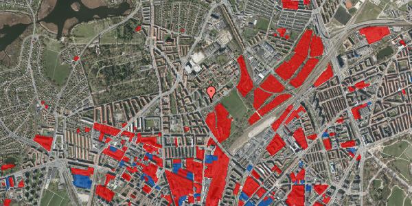 Jordforureningskort på Bispebjerg Bakke 9, 4. 406, 2400 København NV