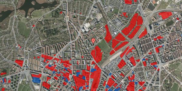 Jordforureningskort på Bispebjerg Bakke 9, 5. 510, 2400 København NV