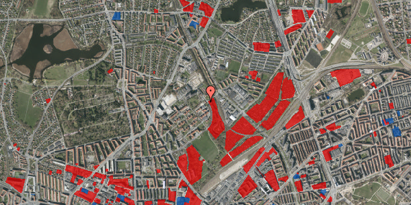 Jordforureningskort på Bispebjerg Bakke 35, st. tv, 2400 København NV