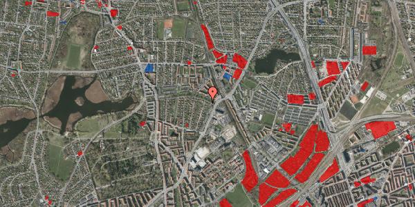 Jordforureningskort på Bispebjerg Parkallé 7, 2400 København NV
