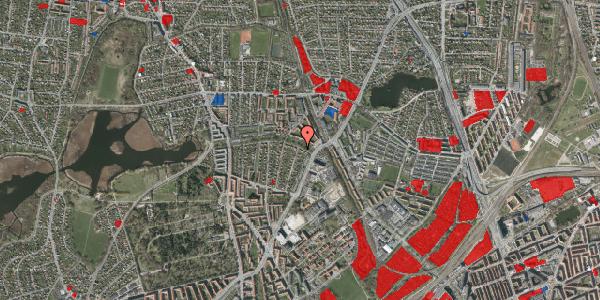Jordforureningskort på Bispebjerg Parkallé 9, 2400 København NV