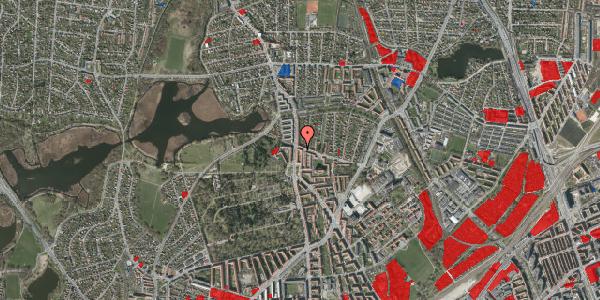 Jordforureningskort på Bispebjergvej 71, 2. th, 2400 København NV