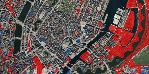 Jordforureningskort på Boldhusgade 2, 4. tv, 1062 København K