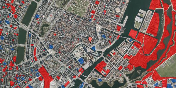 Jordforureningskort på Boldhusgade 4, 4. , 1062 København K