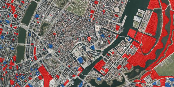 Jordforureningskort på Boldhusgade 6, 4. , 1062 København K