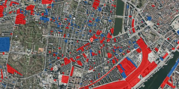 Jordforureningskort på Boyesgade 1, 3. tv, 1622 København V