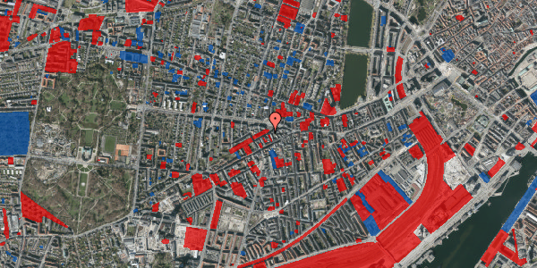 Jordforureningskort på Boyesgade 1, 4. tv, 1622 København V