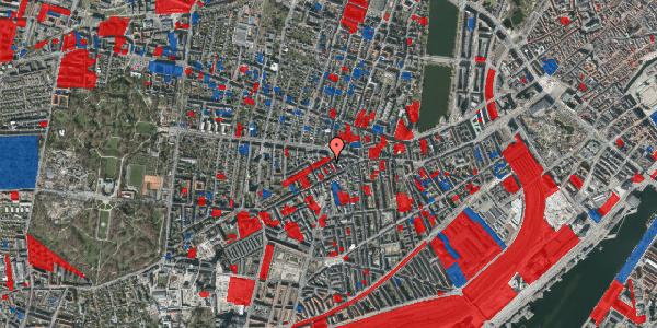Jordforureningskort på Boyesgade 3, 2. th, 1622 København V