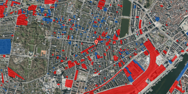 Jordforureningskort på Boyesgade 3, 2. tv, 1622 København V