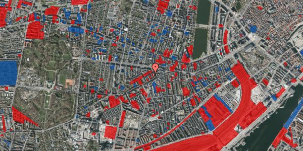 Jordforureningskort på Boyesgade 5A, 5. tv, 1622 København V