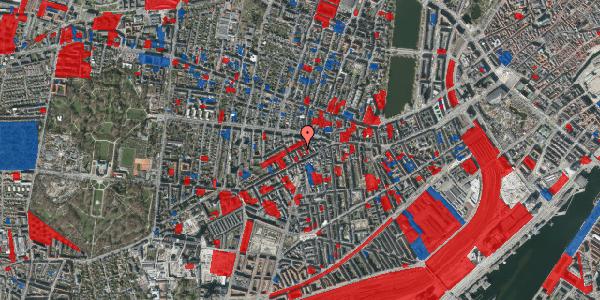 Jordforureningskort på Boyesgade 9, 3. tv, 1622 København V