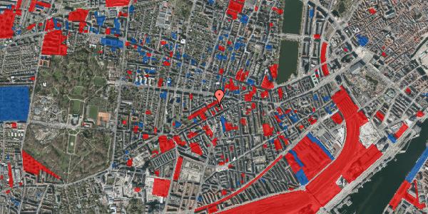 Jordforureningskort på Boyesgade 13, 3. , 1622 København V
