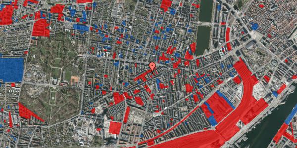 Jordforureningskort på Boyesgade 17, 4. tv, 1622 København V