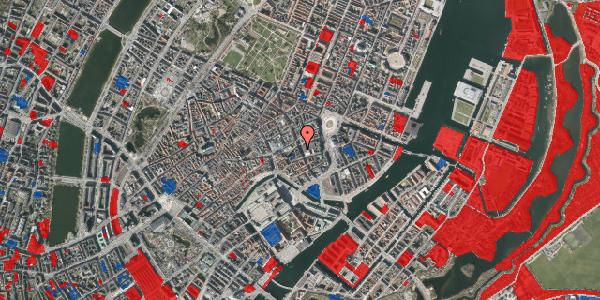 Jordforureningskort på Bremerholm 4, kl. , 1069 København K