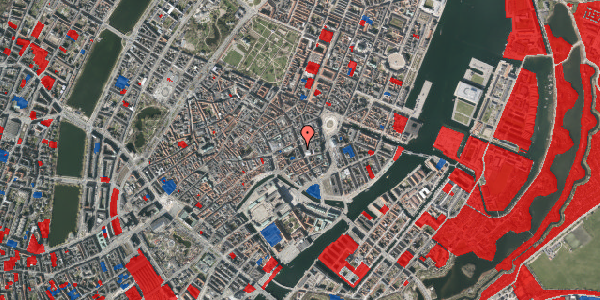 Jordforureningskort på Bremerholm 4, 5. 5, 1069 København K