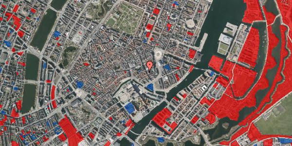 Jordforureningskort på Bremerholm 26, 1. th, 1069 København K