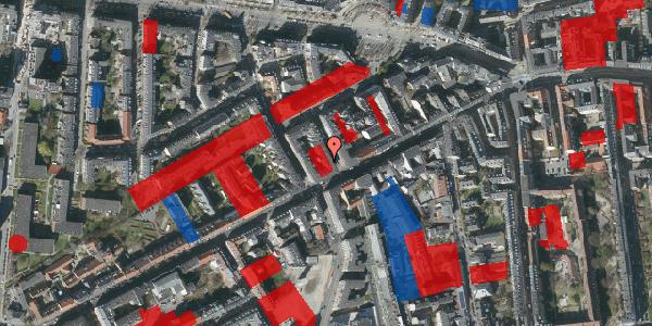 Jordforureningskort på Brorsonsgade 1, 4. tv, 1624 København V