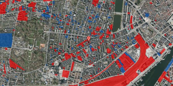 Jordforureningskort på Brorsonsgade 5, 1. , 1624 København V