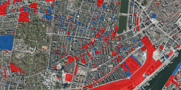 Jordforureningskort på Brorsonsgade 7, 1. tv, 1624 København V