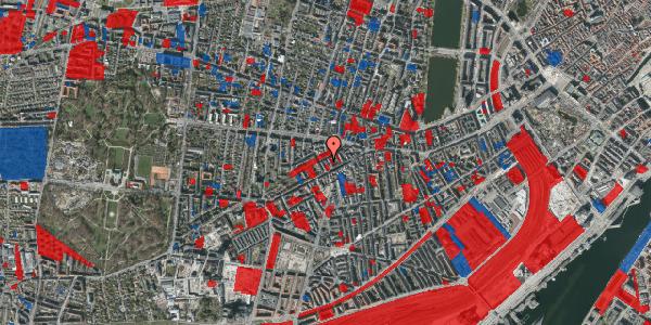 Jordforureningskort på Brorsonsgade 7, 4. tv, 1624 København V