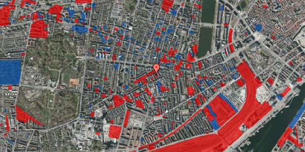 Jordforureningskort på Brorsonsgade 8, 3. tv, 1624 København V