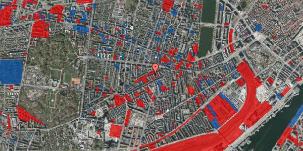 Jordforureningskort på Brorsonsgade 9, kl. th, 1624 København V