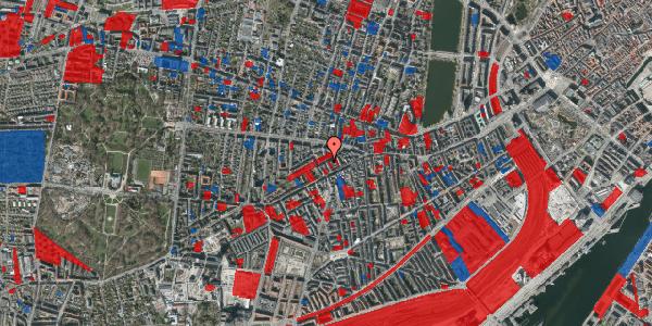 Jordforureningskort på Brorsonsgade 10, 3. th, 1624 København V