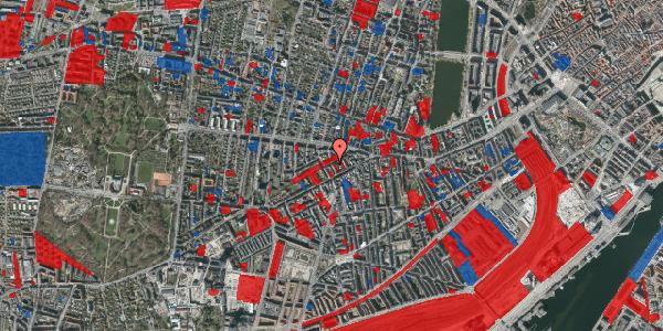 Jordforureningskort på Brorsonsgade 10, 3. tv, 1624 København V