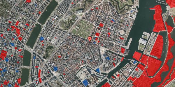 Jordforureningskort på Christian IX's Gade 5, 4. tv, 1111 København K
