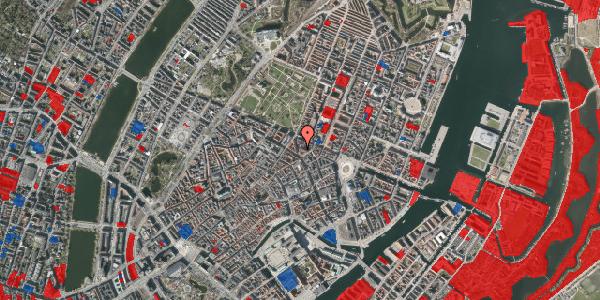 Jordforureningskort på Christian IX's Gade 6, 1. th, 1111 København K