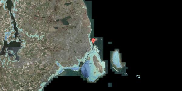 Jordforureningskort på Classensgade 63, 1. 1, 2100 København Ø