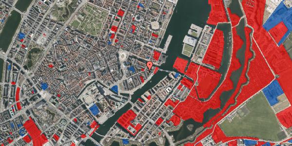 Jordforureningskort på Cort Adelers Gade 3, 1. tv, 1053 København K