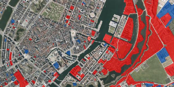 Jordforureningskort på Cort Adelers Gade 3, 4. th, 1053 København K