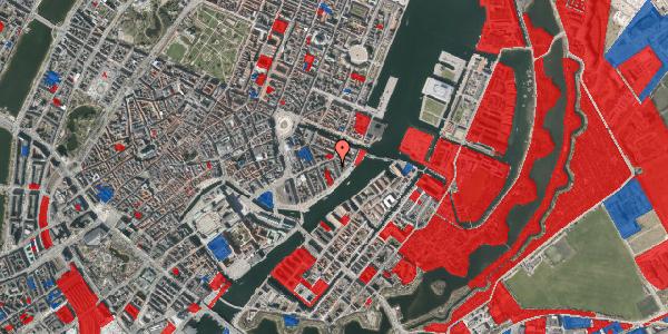 Jordforureningskort på Cort Adelers Gade 4, 3. th, 1053 København K