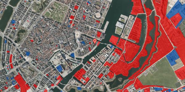 Jordforureningskort på Cort Adelers Gade 5, st. tv, 1053 København K