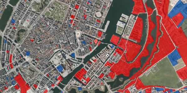 Jordforureningskort på Cort Adelers Gade 7, 4. th, 1053 København K