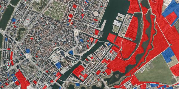 Jordforureningskort på Cort Adelers Gade 8, 2. 214, 1053 København K