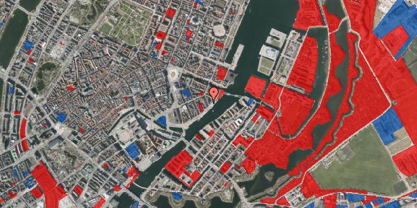 Jordforureningskort på Cort Adelers Gade 9, st. tv, 1053 København K